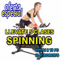 5 Clases De Spinning Videos - Indoor Cycle