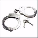 Algemas Handcuffs Para Uso Profissional E Militar