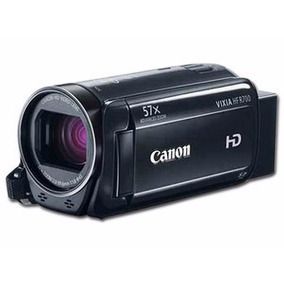 Cámara De Video Canon Full-hd 3.28 Mp Avchd Mpeg-4 Ntsc Cmos