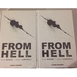 Novela Gráfica From Hell Alan Moore Español Ed Planeta Nueva
