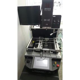 Maquina Dh-a2 Computarizada Para Cambiar Emmc Ic Reballing