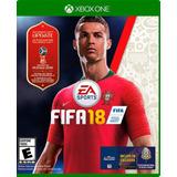 Fifa 18 Para Xbox One. Nuevo, Físico Y Sellado. En Español.