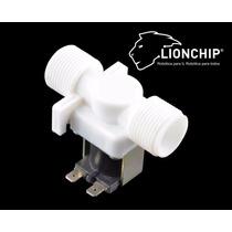 Valvula Electrica Solenoide Para Liquidos 12v De 1/2 Arduino