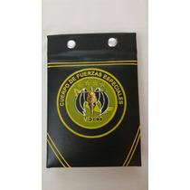 Libreta Logo Cuerpo De Fuerzas Especiales