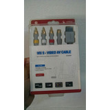 Cable Av Audio Video Para Wii