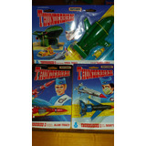 Matchbox Thunderbirds Lote 4 Naves En Blister Nuevas