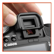 Visor Ocular Canon Cámaras 1d3 5d3 7d Canon 5d Lll