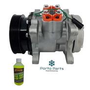 Compressor Ar Cond Monza Santana Kadett Gol 6p148 6pk Novo