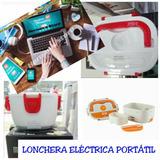 Lonchera Eléctrica Portátil Pack De 4 Unidades