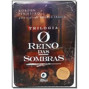 Reino Das Sombras, O - Trilogia + Cd,pinheiro, Robson