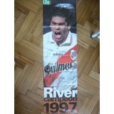 Poster Doble River Campeon Supercopa 1997