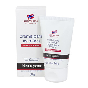 Creme Hidratante Para As Mãos Neutrogena Norwegian 56g