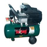 Compresor Oakland 2.5hp 25lts Ca2525