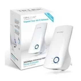 Repetidor De Sinal Wireless Wi-fi 300mbps Tp-link Tl-wa850re