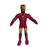 Los Vengadores Muñeco Soft Iron Man 50cm