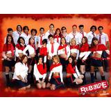 Novela Rebelde - 440 Capitulos - Todas As Temporadas - 74,90