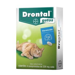 Drontal Gatos Bayer