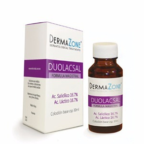 Duolacsal Solución Elimina Verrugas