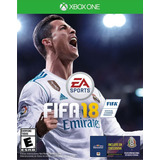 Fifa 18 Original Xbox One Nuevo Caja Superliga Argentina