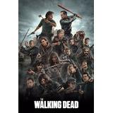 Dvd Série The Walking Dead 8ª Temporada + Frete Grátis