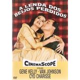 Dvd A Lenda Dos Beijos Perdidos - Gene Kelly - Novo***