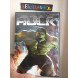 Dvd O Incrível Hulk - Marvel - Original E Lacrado