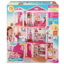 Nova Casa Dos Sonhos Boneca Barbie Mattel Dream House Cjr47