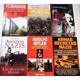 Paquete 6 Hitler Asesinas Nazis El Engendro Mal Nuevos