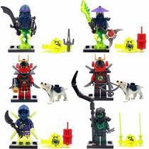 Ninjago Lego Compatível Conjunto Com 6 Novo Modelo 3
