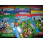 Coleccion Completa Aprende Y Diviertete Con Mickey Cuentos I