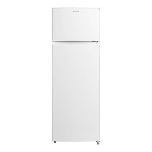 Heladera Siam HSI-CT242  blanca con freezer 231L 220V