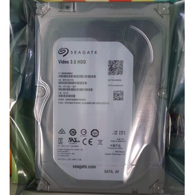 Hd Seagate 1tera Byte 1000gb Linha Super Video + Cabo