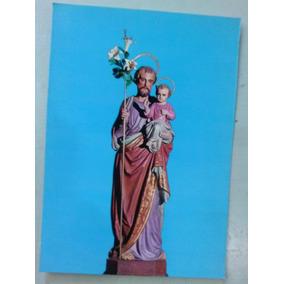 Cartão Postal - Imagem De São José Da Catedral De Fortaleza