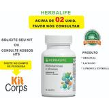Herbalife Multi Vitaminas E Minerais Sem Calorias