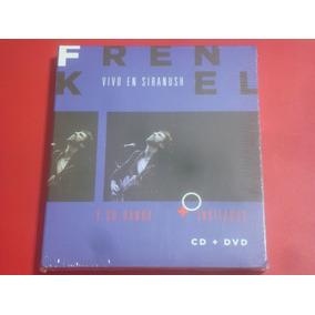 Diego Frenkel - Vivo En Siranush (cd / Dvd Nuevo Cerrado)