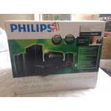 Parlantes Completos De Home Theater Philips Hts3520 600w Rms