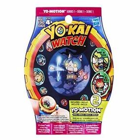 Medallas Yo-kai Watch Yo Motion Serie 1 Para Reloj Azul Zero