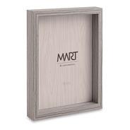 Porta Retrato 10x15 Mdf Cinza 11253 Mart Presentes