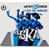 Los De Abajo, Latin Ska Force Cd Nuevo, Sellado