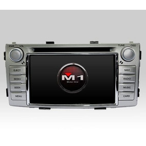 Central Multimidia Dvd Gps Toyota Hilux 2012 M1 Tv Promocao
