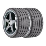 Par De Pneus Michelin 265/40 R19 102y Pilot Super Sport