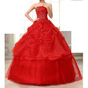 Vestido 15 Anos Debutante Baile