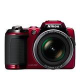 Cámara Nikon Coolpix L120 Cámara 14.1 Mp Digital Con 21x Gr