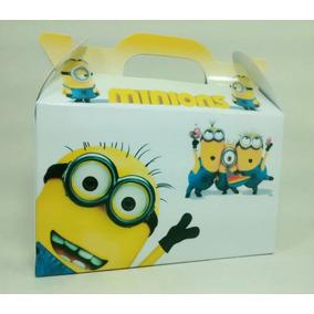 dd941ea04 Bolsita Friselina Minion - Souvenirs para Cumpleaños Infantiles ...