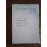 Tratado De Montevideo Conferencia Libre Comercio 1963