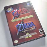 Zelda Ocarina Of Time Master Quest - Gamecube Wii Completo