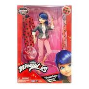 Ladybug Miraculous Figura Muñeca Vestida 26 Cm @ Micieloazul