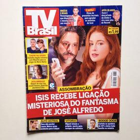 Revista Tv Brasil Daniel Dantas Roberto Carlos Ano 2014
