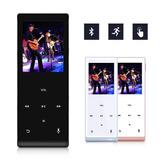 Reproductor Mymahdi Musica 8gb Mp3 Bluetooth Audio Portatil