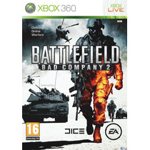 Battlefield Bad Company 2 Xbox 360 Nuevo Y Sellado